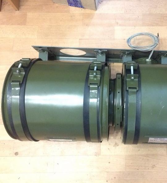 Фильтро-вентиляционные установки